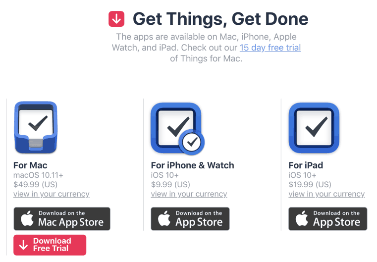What iOS To-Do App Should I Use? – The Productive Engineer