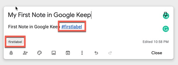 Tips for Using Google Keep Like A Pro – The Productive Engineer