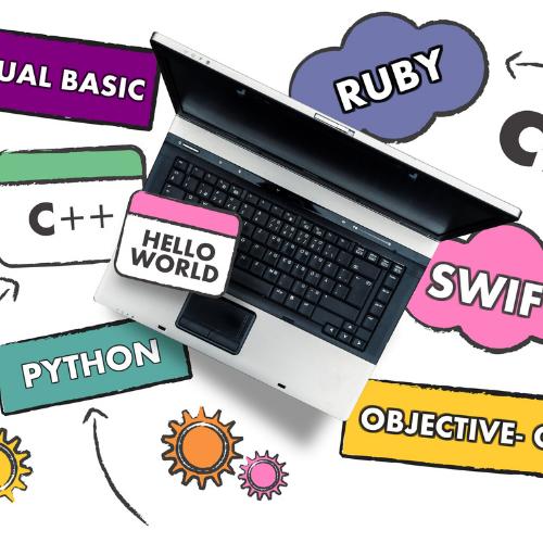 various programming languages